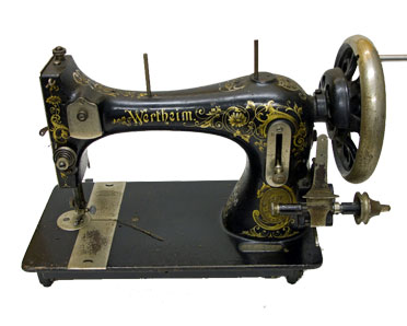 Máquinas de Coser Wertheim