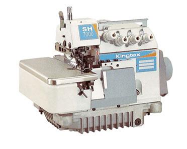 Máquinas de coser Industriales Kingtex