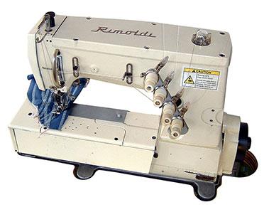 Máquinas de coser Industriales Rimoldi