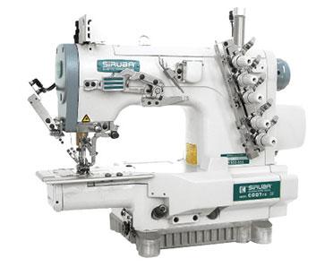 Máquinas de coser Industriales Siruba