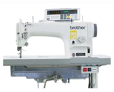 Máquinas de coser Industriales Brother